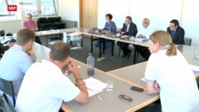 Video «Klage und kein Rücktritt von entmachtetem Stadtpräsidenten» abspielen