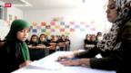 Video «Kampf um Schulbildung für Mädchen» abspielen