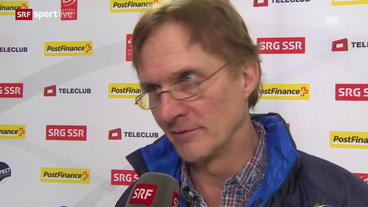 Eishockey: Del Curto im Interview