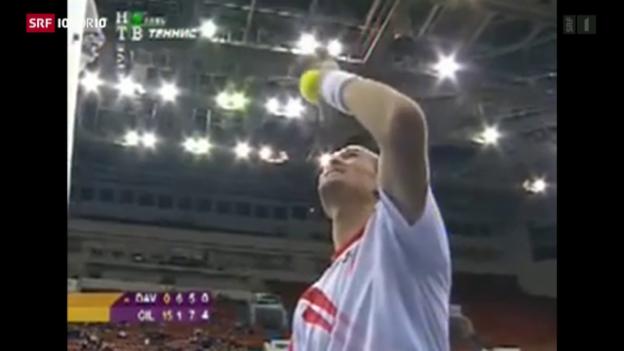 Video «Verdacht auf Tennis-Wettbetrug» abspielen