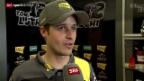 Video «Motorrad: Moto2-Qualifying zum GP von Spanien» abspielen