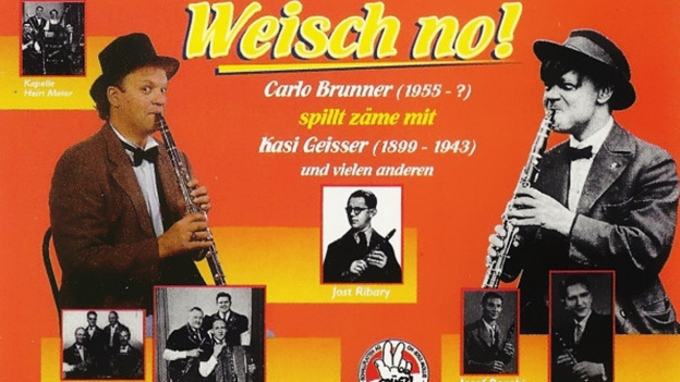 «Trättätä» vereint Kasi Geisser und Carlo Brunner