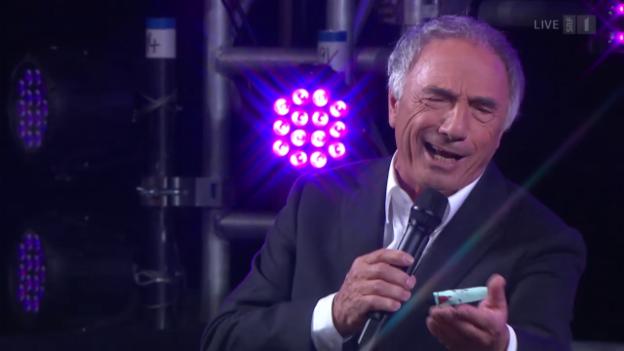Video «Rocco Granata mit «Marina Marina»» abspielen