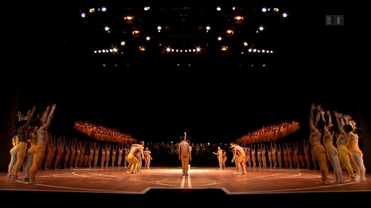 Götterfunken – das Béjart-Ballet tanzt wieder Beethovens Neunte