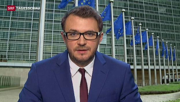 Video «Sebastian Ramspeck zur Chance des griechischen Antrags» abspielen