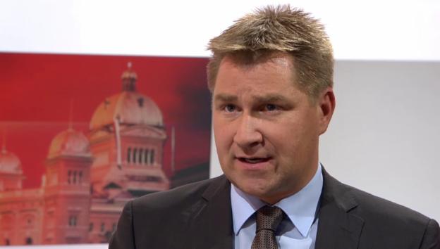 Video «Die eigene Kandidatur schliesst Toni Brunner aus» abspielen