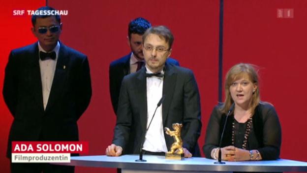 Video «Berlinale-Preise vergeben» abspielen