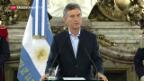 Video ««Panama Papers» schlagen weiter grosse Wellen» abspielen