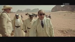 Video «Kevin Spacey aus Film geschnitten» abspielen