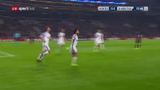 Link öffnet eine Lightbox. Video Die Live-Highlights bei Porto – Juve abspielen