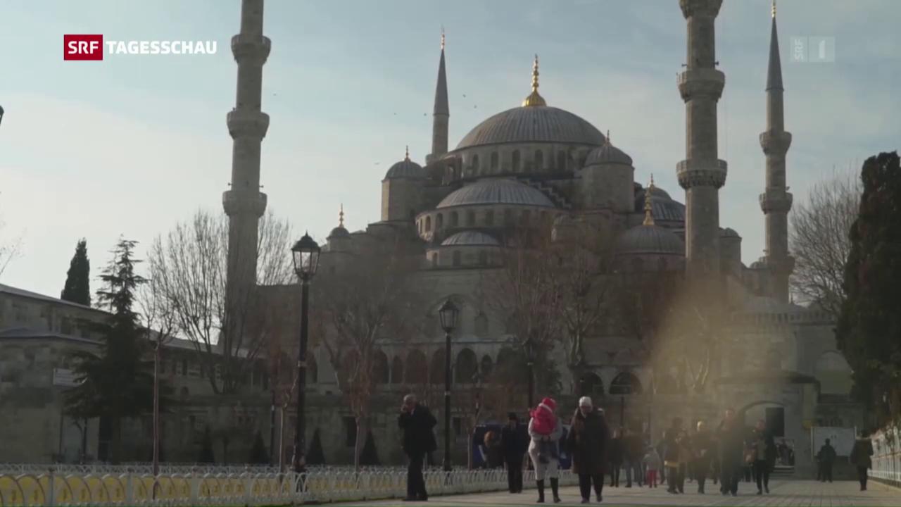 Touristen meiden Türkei