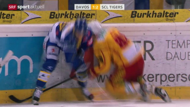 Video «Schneebergers Check an Nüssli» abspielen