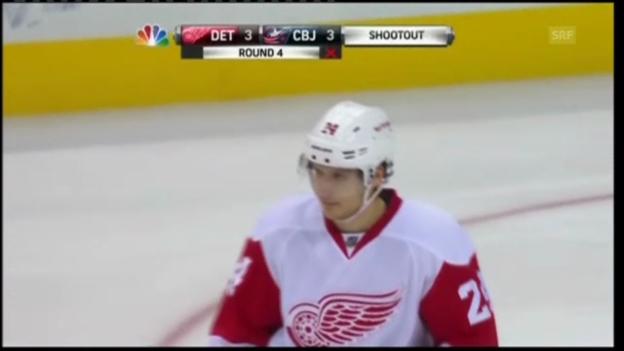 Video «NHL: Penalty-Tor von Damien Brunner» abspielen