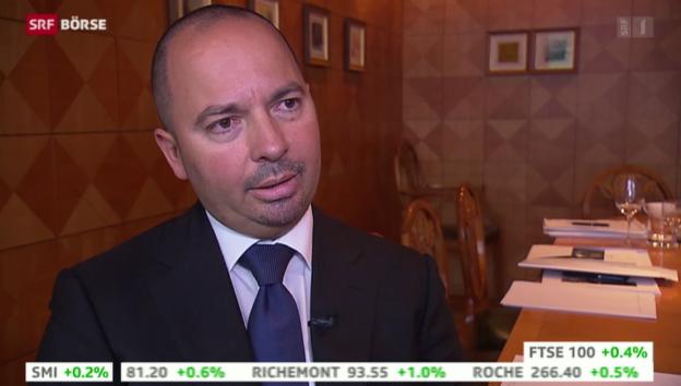 Video «SRF Börse vom 19.06.2014» abspielen