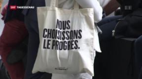 Video «Ernüchterung in Frankreich» abspielen