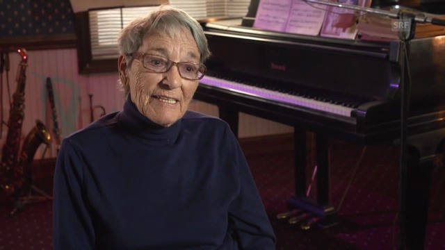 «Ich kannte keine andere Frau, die Jazz-Musik machte»