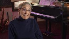 Video ««Ich kannte keine andere Frau, die Jazz-Musik machte»» abspielen