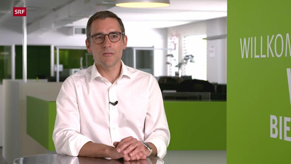 Steven Neubauer, CEO Comparis: «Die Mehrheit der betroffenen Opfer bezahlt und schweigt.»