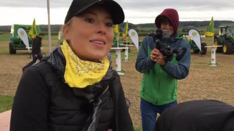 Video «Highlights aus dem Morgen von Etappe 3 bei «Ready, Steady, Golf»» abspielen