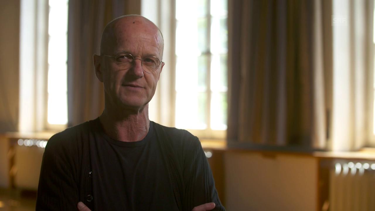 Alexander Dreher: «Ich war ein verträumtes Kind»