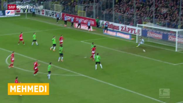 Video «Fussball: Bundesliga, Freiburg - Hannover («sportaktuell» 21.12.2013)» abspielen
