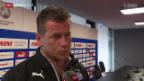 Video «Fussball: GC empfängt Lille» abspielen