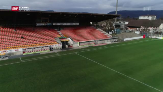 Stadion Aarau Schicksalsjahr Fur Den Aargauer Fussball