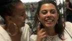 Video «Ab nach Wien: Mélanie René bricht auf zum ESC» abspielen
