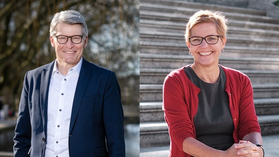 Emotionen und Reaktionen von der Wahl in der Stadt Solothurn