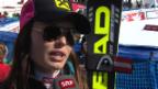 Video «Anna Fenninger im Interview («sportlive», 13.03.2014)» abspielen