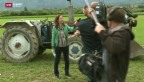 Video ««Ännet em Röschtigraben» Turbulente Dreharbeiten» abspielen