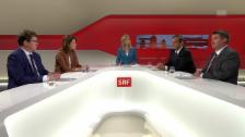 Video «Parteipräsidenten zum Nein zur Rentenreform» abspielen