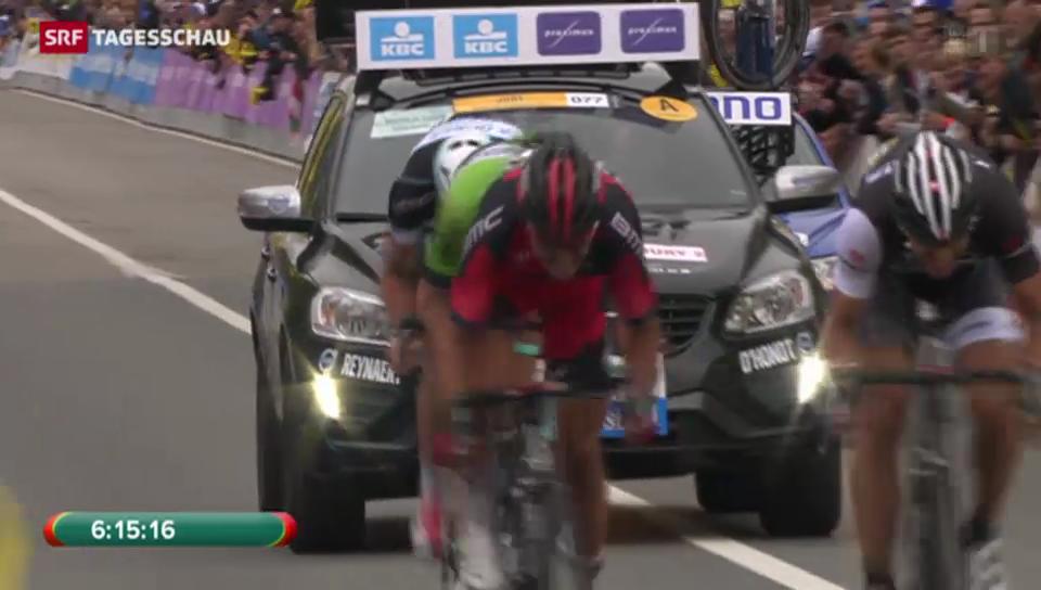 Cancellara gewinnt Flandernrundfahrt zum dritten Mal