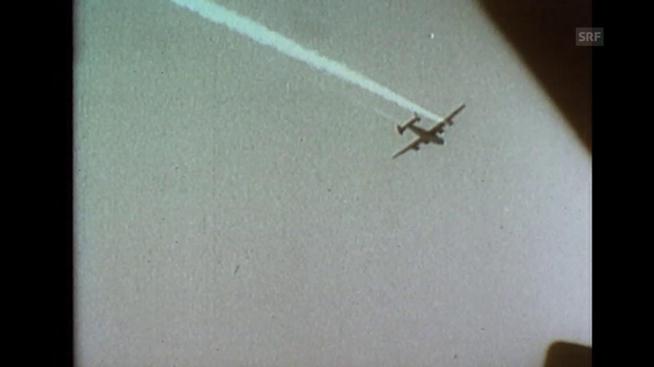 Abschuss bei Bad Ragaz (Ausschnitt «Spuren», 1.12.1993)
