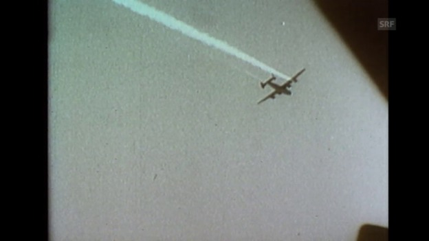 Video «Abschuss bei Bad Ragaz (Ausschnitt «Spuren», 1.12.1993)» abspielen