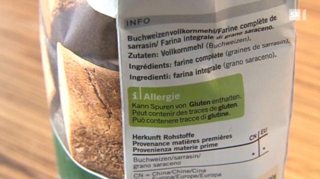Gluten-Allergie häufig eingebildet