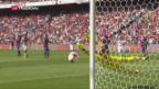 Video «Unentschieden in Basel» abspielen