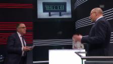 Video «Markus Gilli fühlt Roger de Weck auf den Zahn» abspielen