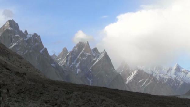 Video «Pioniere am Himalaya» abspielen