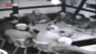Video «Schweiz liefert mutmassliche Mafiosi aus» abspielen