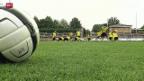Video «Fussball: Champions League für die Jungen» abspielen