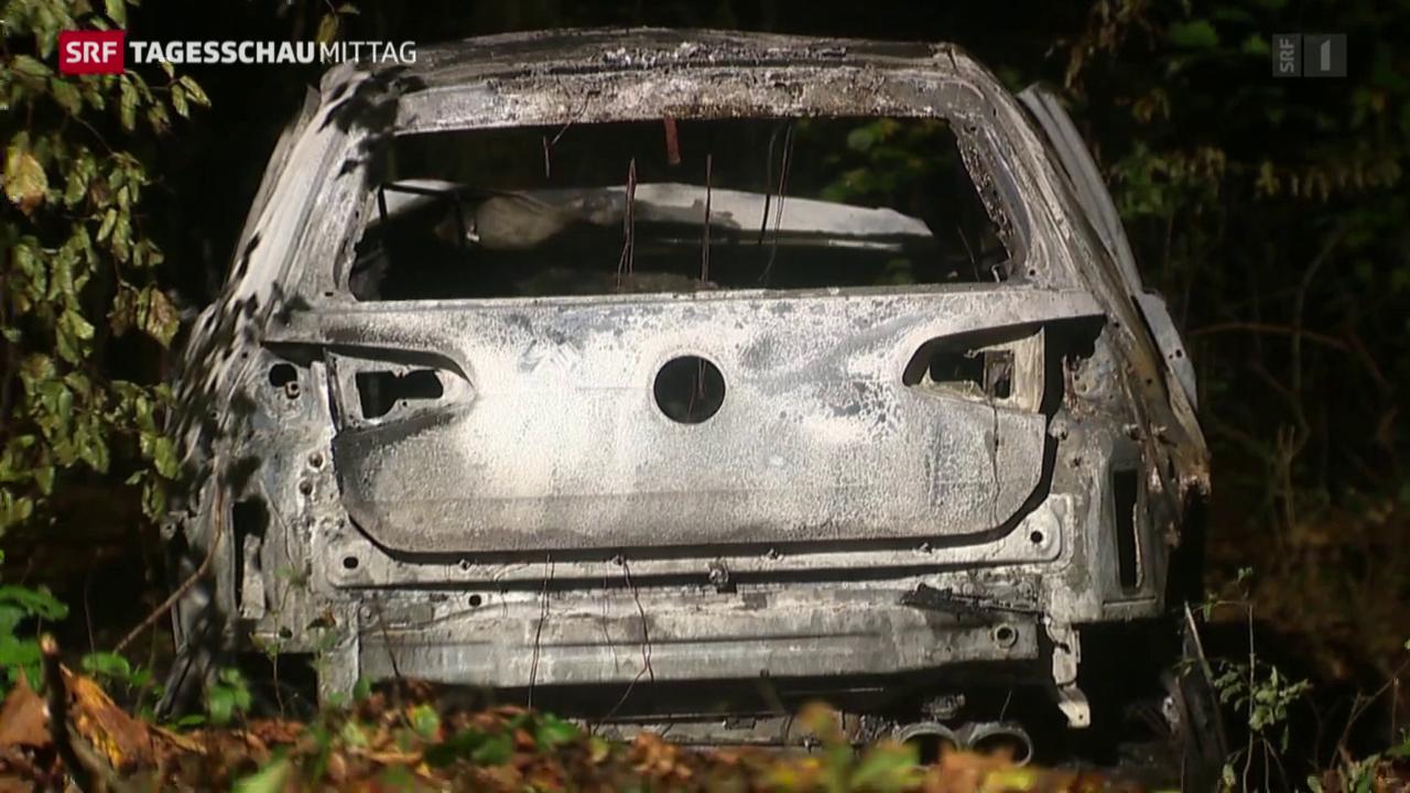 Fünf Tote nach schwerem Unfall in Rheinfelden