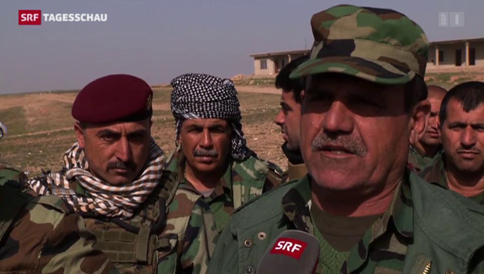 Offensive auf Mosul im Frühjahr