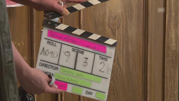 Video ««Making of»» abspielen