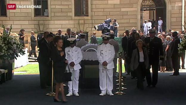 Video «Abschied von Madiba» abspielen