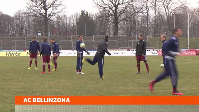 Fussball: Bellinzona verliert Punkte