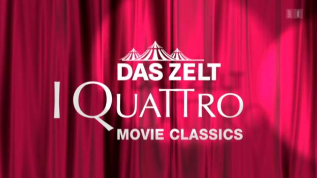 Video ««I Quattro - Movie Classics vom 01.04.2013» abspielen