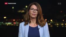 Video «Ruth Bossart zum Davutoglu-Rücktritt» abspielen