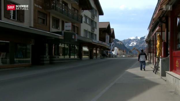Video «Hotels profitieren nicht von Jungfraubahnen» abspielen