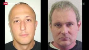 Video «Zwei Häftlinge flüchten aus Strafanstalt» abspielen